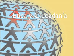 Diapositiva 1 - Etica y Valores