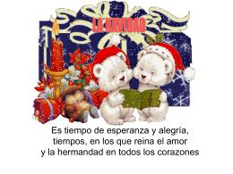La navidad - Diarios Izcallibur