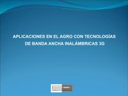 Diapositiva 1 - Mesa TIC Rural MINAGRI | Blog para