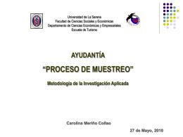 Diapositiva 1 - metodologia2turismo
