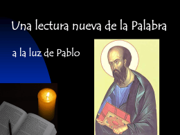 Diapositiva 1 - CIPE | Centro de Iniciativas de Pastoral
