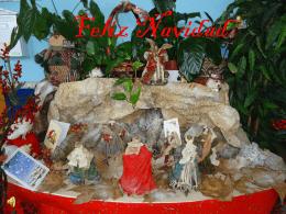 Feliz Navidad - Residencia Zaragoza