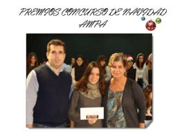 Premios Concurso Navidad AMPA