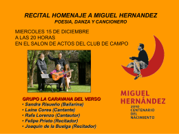 Diapositiva 1 - Centro Asturiano de Oviedo