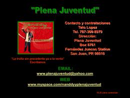 Diapositiva 1 - www.sylvetterivera.com