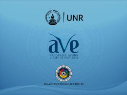 Programa A.V.E.