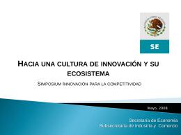Programa Programa de Desarrollo del Sector de Servicios …