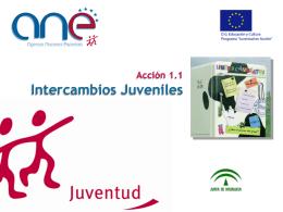 Programa Comunitario 'JUVENTUD'