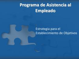 Programa de Asistencia al Empleado