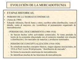 MERCADOTECNIA INTEGRAL PROGRAMA DE ESTUDIO