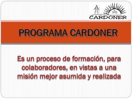 Programa Cardoner