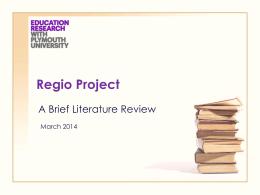 Regio Project