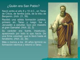 Diapositiva 1 - Paulinas