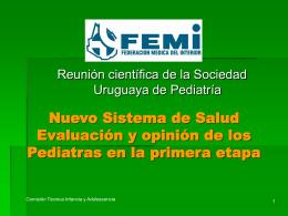FEDERACION MEDICA DEL INTERIOR (FE.M.I.)