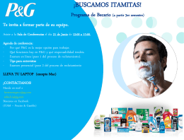 P&G Brand Template