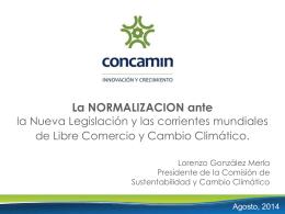 Diapositiva 1 - ..:: COMENOR, A.C.