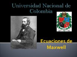 Ecuaciones de maxwell - em2010