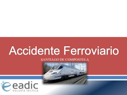 Accidente ferroviario
