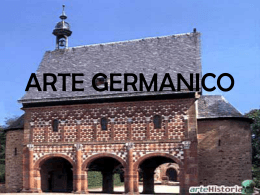 ARTE GERMANICO