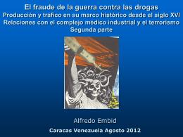 Diapositiva 1 - CIAR Armas contra las guerras