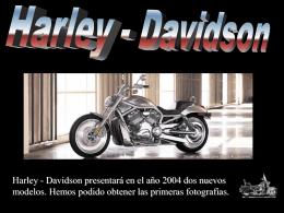 Harley Davidson - Los Matungos de Vichadero