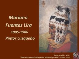 MARIANO FUENTES LIRA