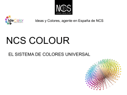 Ncs colour