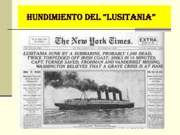 FIN DE LA GUERRA - LICEO CAMILO HENRIQUEZ