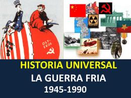 HISTORIA UNIVERSAL V-1
