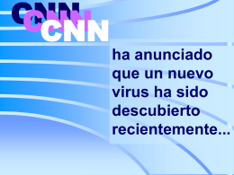 Nuevo virus descubierto: Sonrisa