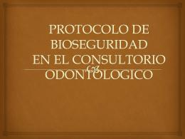 PROTOCOLO DE BIOSEGURIDAD DE LA UNIVERSIDAD …