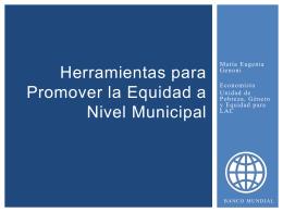 HERRAMIENTAS PARA EL DIAGNOSTICO, PLANIFICATION …