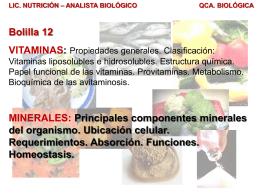 BIOELEMENTOS - quimicabiologicaunsl
