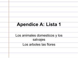 Apendice A: Lista 1
