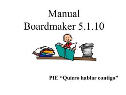 Boardmaker 5.1.10