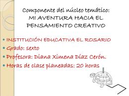 Diapositiva 1 - wikicolrosario