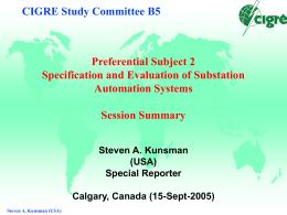 SC34 Status Report 1999
