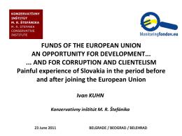 zatajovanie - Evropski pokret u Srbiji
