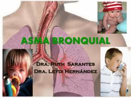 ASMA BRONQUIAL - Clases y Libros