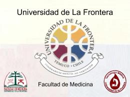 Diapositiva 1 - Facultad de Medicina UFRO