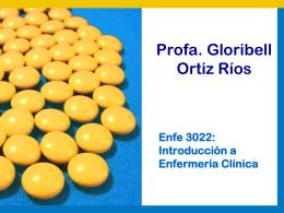 Profa. Gloribell Ortiz