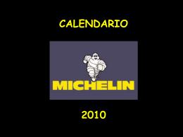 Calendario Michelin