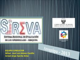 Capacitacion SIREVA 2010