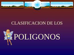 CLASIFICACION DE LOS - MATEMATICAS DIVERTIDAS