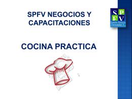 Spfv negocios y capacitaciones