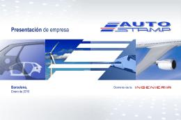 Diapositiva 1 - Autostamp S.A.