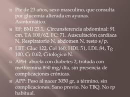 MECANISMOS MOLECULARES Y PATOFISIOLOGIA …