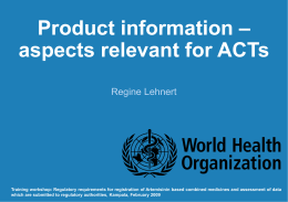 Guidelines - WHO | World Health Organization
