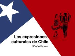 Expresiones culturales de Chile