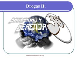 Drogas II